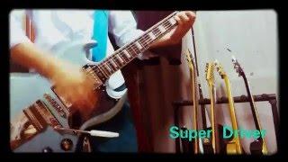 アニメ 涼宮ハルヒの憂鬱 Opテーマ「Super Driver」 弾いてみました。 ハ...