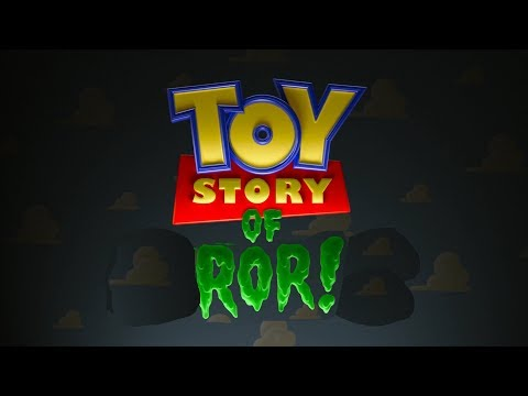 YTP - Toy Story Of Ror