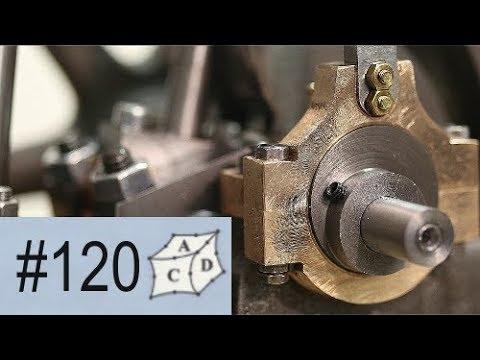 Stuart No.1 Dampfmaschine. Part 9.