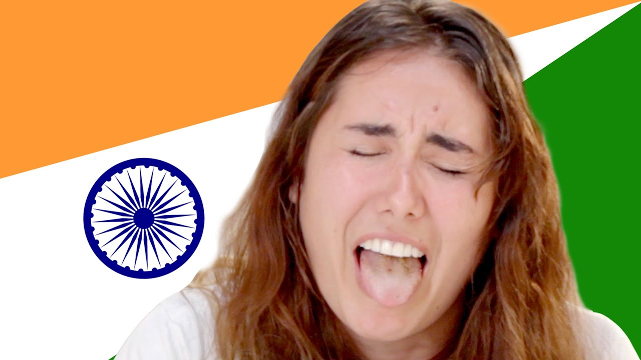 americans try indian snacks for the first time youtube