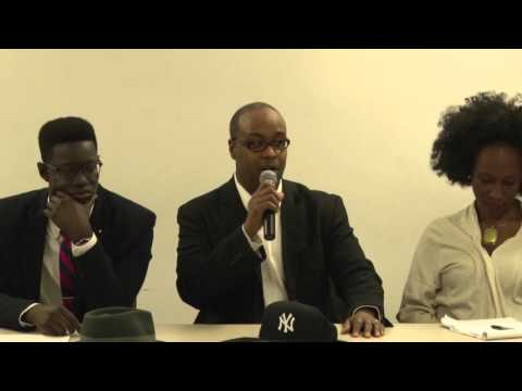 "Hip-Hop Roundtable Discussion: ""Hip-Hop As Social Activism"""