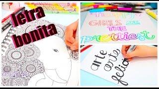 Mejora tu letra / Letra Bonita!   Dani Hoyos Art