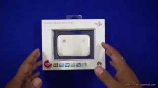 Huawei Mobi-Fi E5730 Unboxing & Full Review