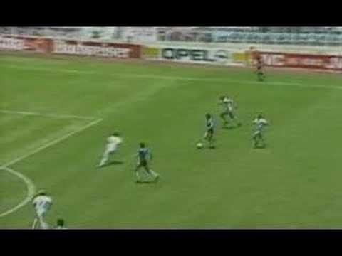 Diego Armando Maradona - England vs Argentina - Mexico 1986 World Cup