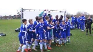 Aftermovie Chelsea FC Football Cup U14 2016