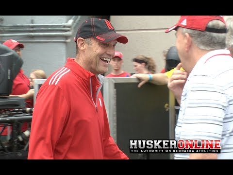HOL HD: Mike Riley live at B1G Media Days
