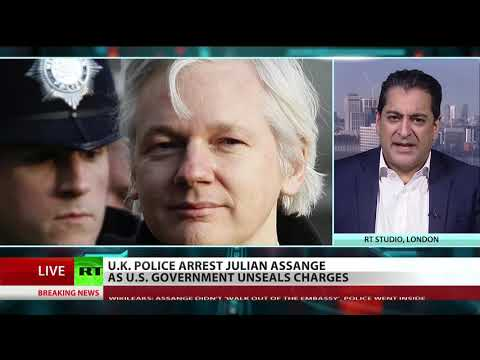 What does Assange's arrest mean for the future of journalism?
