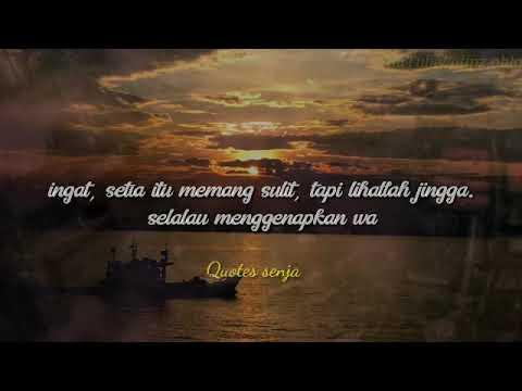 quotes senja story wa
