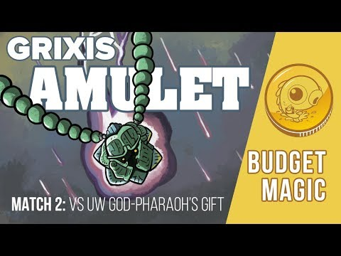 Budget Magic: Grixis Amulet vs UW GPG (Match 2)