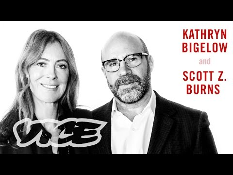 Kathryn Bigelow and Scott Z. Burns Talk About Their New Film 'Last Days'  VICE Meets
