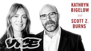 Kathryn Bigelow and Scott Z. Burns Talk About Their New Film 'Last Days' - VICE Meets