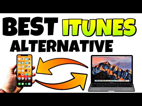 Best Alternative Software For ITunes To Manage IPhone/iPad (Windows And Mac)