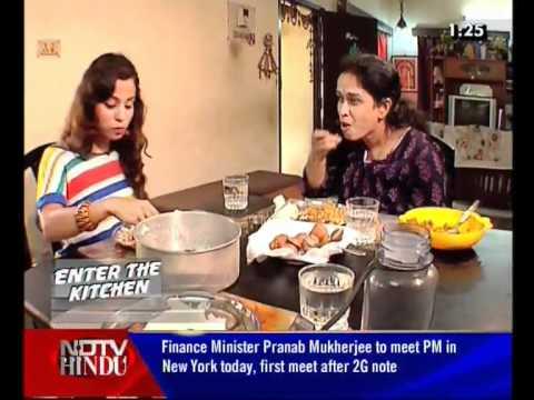 ENTER THE KITCHEN - NDTV HINDU - TAMIL BRAHMIN SPECIALTIES