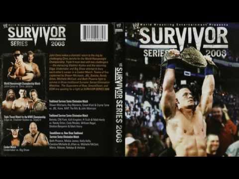 WWE Survivor Series 2008 Theme Song Full+HD
