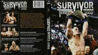 WWE Survivor Series 2008 Theme Song Full+HD