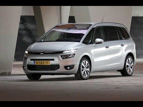 Citroën Grand C4 Picasso - review Autovisie TV