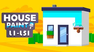 House Paint Walkthrough Level 1 - 50