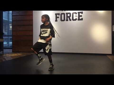Audition im Nikestore Berlin Future Force Flyingsteps
