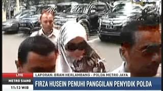 Video FIRZA HUSEIN PENUHI PANGGILAN PENYIDIK POLDA - KANTOR KASKUS download MP3, 3GP, MP4, WEBM, AVI, FLV Juli 2018