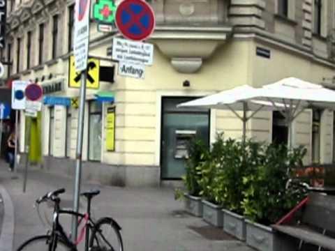 Wahringer Strasse in Vienna's 18th District
