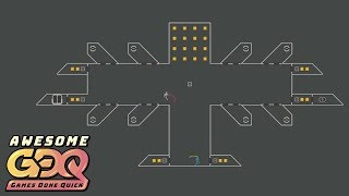 N++ Coop by AND4H and Krankdud in 26:24 - AGDQ2019