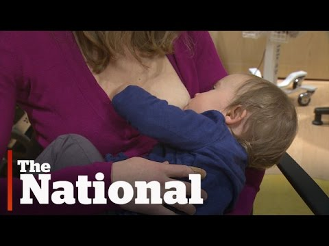 Breastfeeding campaign shames women who choose formula