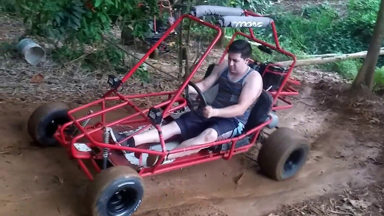 kart over puerto rico Offroad gokart gy6 150cc puerto rico   YouTube kart over puerto rico