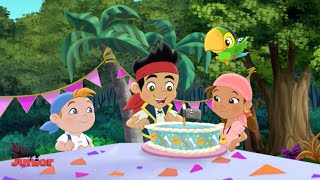 Jake and the Never Land Pirates - Happy Birthday Jake Song - Official Disney Junior UK HD