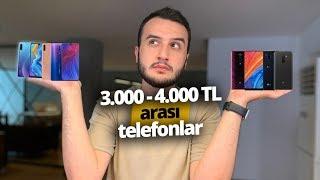 3000 - 4000 TL arası en iyi telefonlar - Ekim 2019