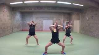 "Fitness Dance Online #9 ""Major Lazer & DJ Snake - Lean on"" - Choreography by Dansstudio Sarah"