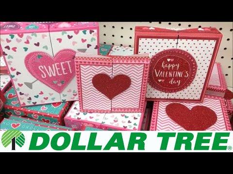 Dollar Tree Valentine Shop with Me!