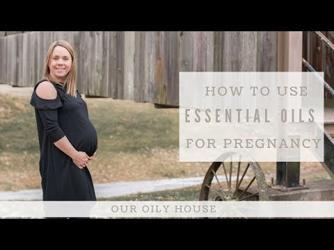 Essential Oils for Pregnancy | How to Use Essential Oils Safely During Pregnancy