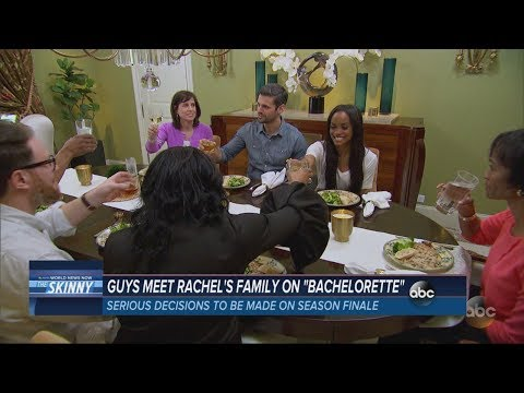 """The Bachelorette"" Week 8 Recap   ABC News"