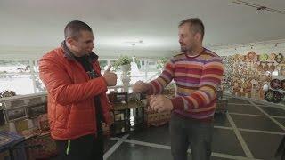 Федор Емельяненко. Перед Поединком.  4-я часть