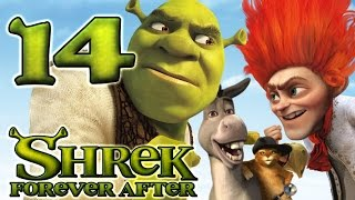 Shrek Forever After Walkthrough Part 14 (PS3, X360, Wii, PC) - Docks (2)