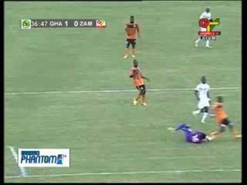 Sports | Ghana 2-1 Zambia (Sept.6 in Kumasi) 1st Half