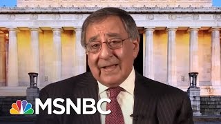 Leon Panetta: President Trump Should Apologize To President Obama And Move On | Morning Joe | MSNBC