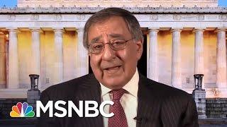 Leon Panetta: President Trump Should Apologize To President Obama And Move On | Morning Joe | MSNBC