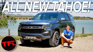 2021 Chevy Tahoe: Here Is Everything You Need to Know about this All-New Big Boy SUV!
