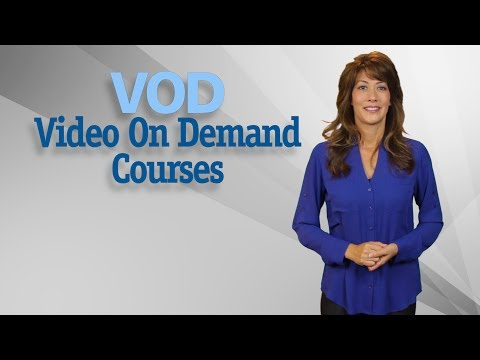What is Video On Demand? | Mastery Technologies | Online Training