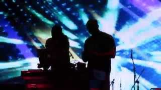 DJ Jakeman & Skeletor in Miri 916 Malaysia Day Countdown Street Party 2014 1