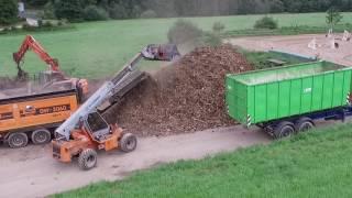 Heinemann Landschafts- und Forstpflege mit Doppstadt Büffel 3060