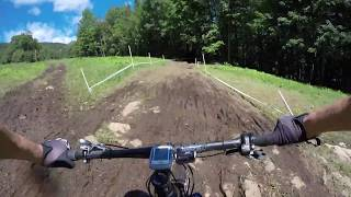 7ad36c4ac26 UCI Mountain Bike World Cup XCO Mount Sainte Anne, Canada 2018 Track Preview