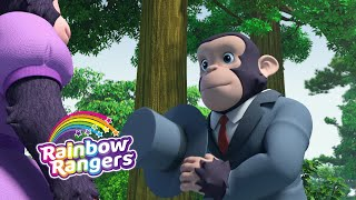 Meet Earnest the Chimp! |  Rainbow Rangers