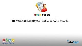 ... 1. how to add employee profile in zoho people 2. click on gear icon 3. select profiles 4. emplo...