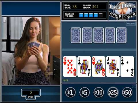 RacyRivals Strip Poker