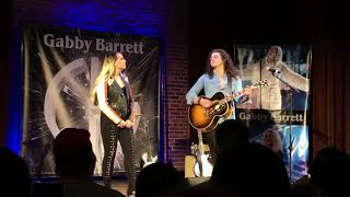 Cade Foehner & Gabby Barrett - Church (Gary Clark Jr) - Anniston AL