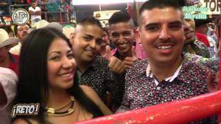 ¡RETO!  RASCACIELOS VS. AGUILITA DE ZEPAYAUTLA El Relicario de Morelia Mich 18 octubre 2015