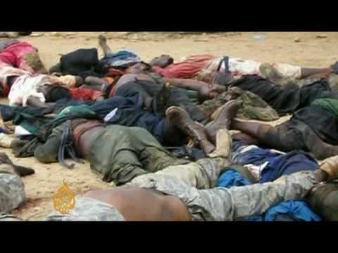 Dozens killed in violence in northern Nigeria - 27 Jul 09