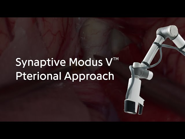 Synaptive Modus V™ Pterional Approach